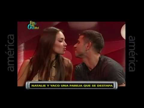 Esto es Guerra: Yaco y Natalie: Estamos muy enamorados - 06/05/2013