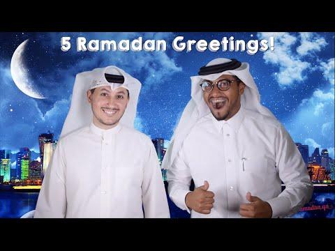 #QTip: 5 ways to greet people in Ramadan
