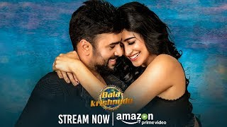 Balakrishnudu Full Movie On Amazon Prime | Nara Rohit | Regina | Ramya Krishna | Vennela Kishore