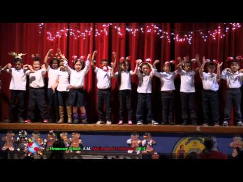 Hennessey School  Multicultural A M  Celebration 2014
