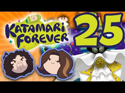 Katamari Forever: All in the Pot - PART 25 - Game Grumps