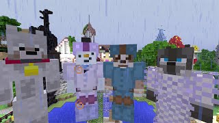 Minecraft Xbox Lets Play - Survival Madness Adventures - Light Potions [129]