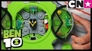 Ben 10 Toys Unboxing | Alien Creation Chamber ? Create Your Own Alien | Cartoon Network | Ad Feature