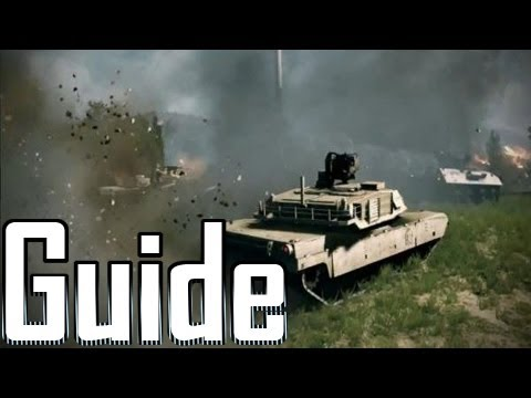 Battlefield 3 ★Tank Guide★[Extra Unlocks + Tutorial on Exiting Vehicles]BF3 MBT Tips/Tricks