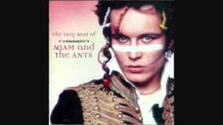 Watch Adam  The Ants Ant Rap video