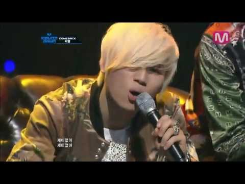 빅뱅_재미없어(Ain't no fun by BIGBANG@Mcountdown_2012.03.15)