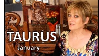 TAURUS January 2017 ASTROLOGY - HOROSCOPE - Awesome Start of Your Year!