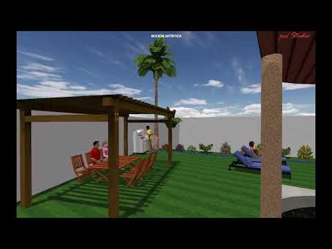 Pool Studio - dise�o 3D de piscina