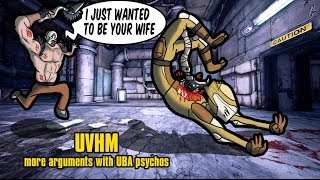 UVHM only found gear with Zero PT12 - Assassinate the ASSASSIN 0