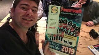 Lidl Silvester Feuerwerksprospekt 2018/ 2019