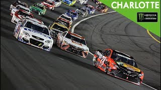 Monster Energy NASCAR Cup Series- Full Race -Coca-Cola 600