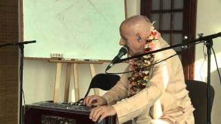 2011.04.21. Kirtan, HG Sankarshan Das Adhikari - Klaipeda, LITHUANIA