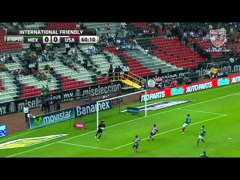 MNT vs. Mexico: Highlights - August 15, 2012