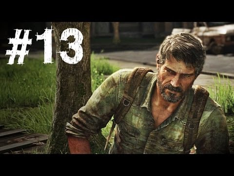 The Last of Us Gameplay Walkthrough Part 13 - Bill's Town