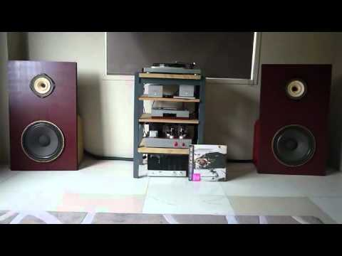 tannoy/lowther open baffle