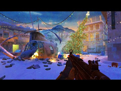 CHRISTMAS CRASH (Modern Warfare Remastered Rumor)