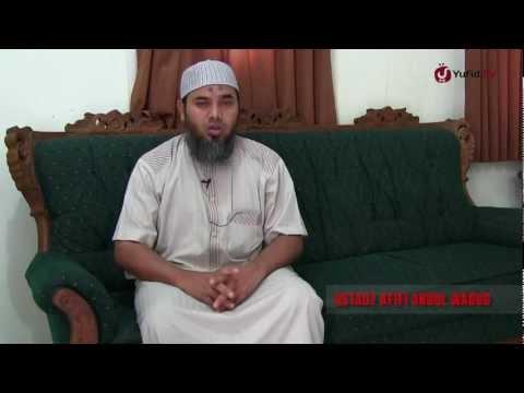 Ceramah Singkat: Beginilah Kepribadian Seorang Muslim - Ustadz Afifi Abdul Wadud