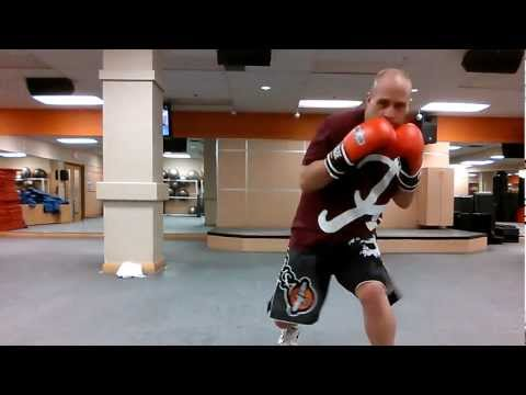 Boxing - Side Step Drill to Create Angles Image 1