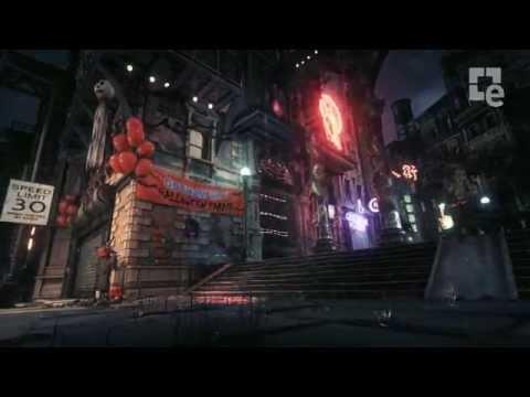 Batman: Arkham Knight - Modo Batalla del Batmóvil