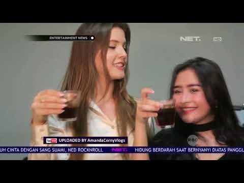Bikin Iri! Cerita Kedekatan Prilly Latuconsina Dengan Amanda Cerny