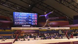 Simone Biles - Balance Beam - 2018 World Championships - Qualifying