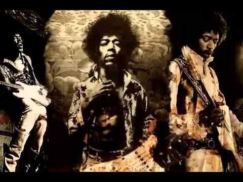Jimi Hendrix - Angel Little Wing Version