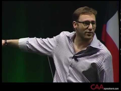 CAA Speakers - Simon Sinek