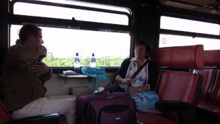 Amsterdam to Hengelo by Train - Dutch Railways