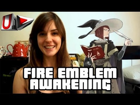 Review | Fire Emblem Awakening com a Katiucha