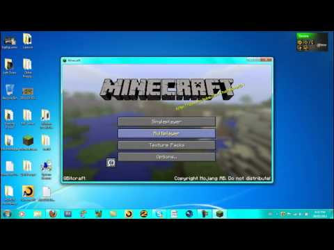 How to install 8bits Minecraft Trickshot Mod*NEW LINK* (outdated 1.2.5)