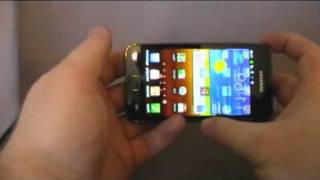 Samsung Galaxy SII (S2) Unboxing
