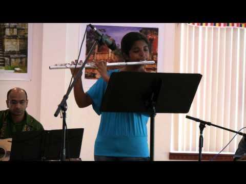 Nim Him Sewwa - Shanali Flute video