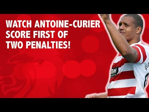 Watch Antoine-Curier score first of two penalties!