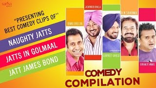 Best Of Punjabi Comedy  All Time Best Comedy Clips