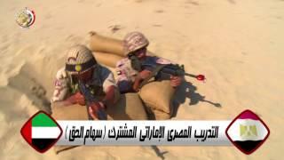«الدفاع» تبث فيلما وثائقيا عن التدريبات المشتركة للدول العربية