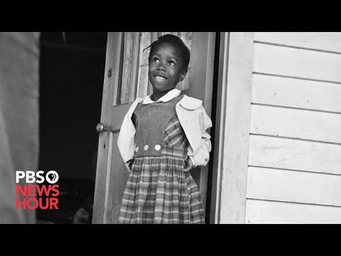 Civil rights icon Ruby Bridges on PBS NewsHour