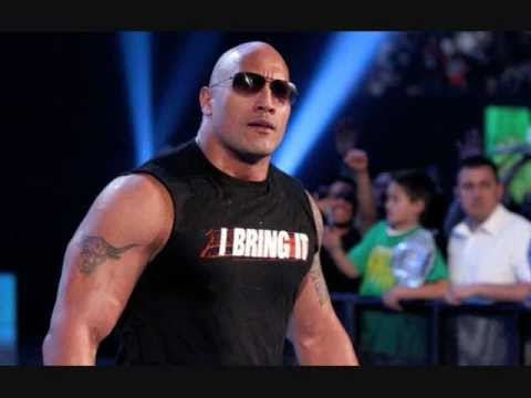 Wwe The Rock Theme Songs + Nation Of Domination video