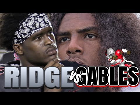 🔥👀Miami Southridge vs Coral Gables highlights   Grind Time 2018   Spring football