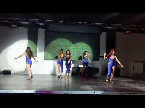 BDF2018: Zouk Femme (Spain) in performance ~ video by Zouk Soul