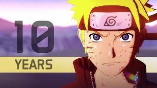Download Lagu AMV - 10 Years with Naruto Gratis STAFABAND