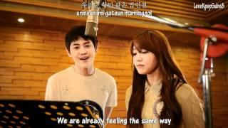 Yoseob & Eunji - Love Day MV [English subs + Romanization + Hangul] HD