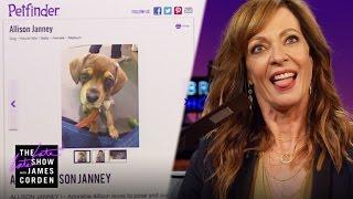 Allison Janney Wants to Adopt Allison Janney