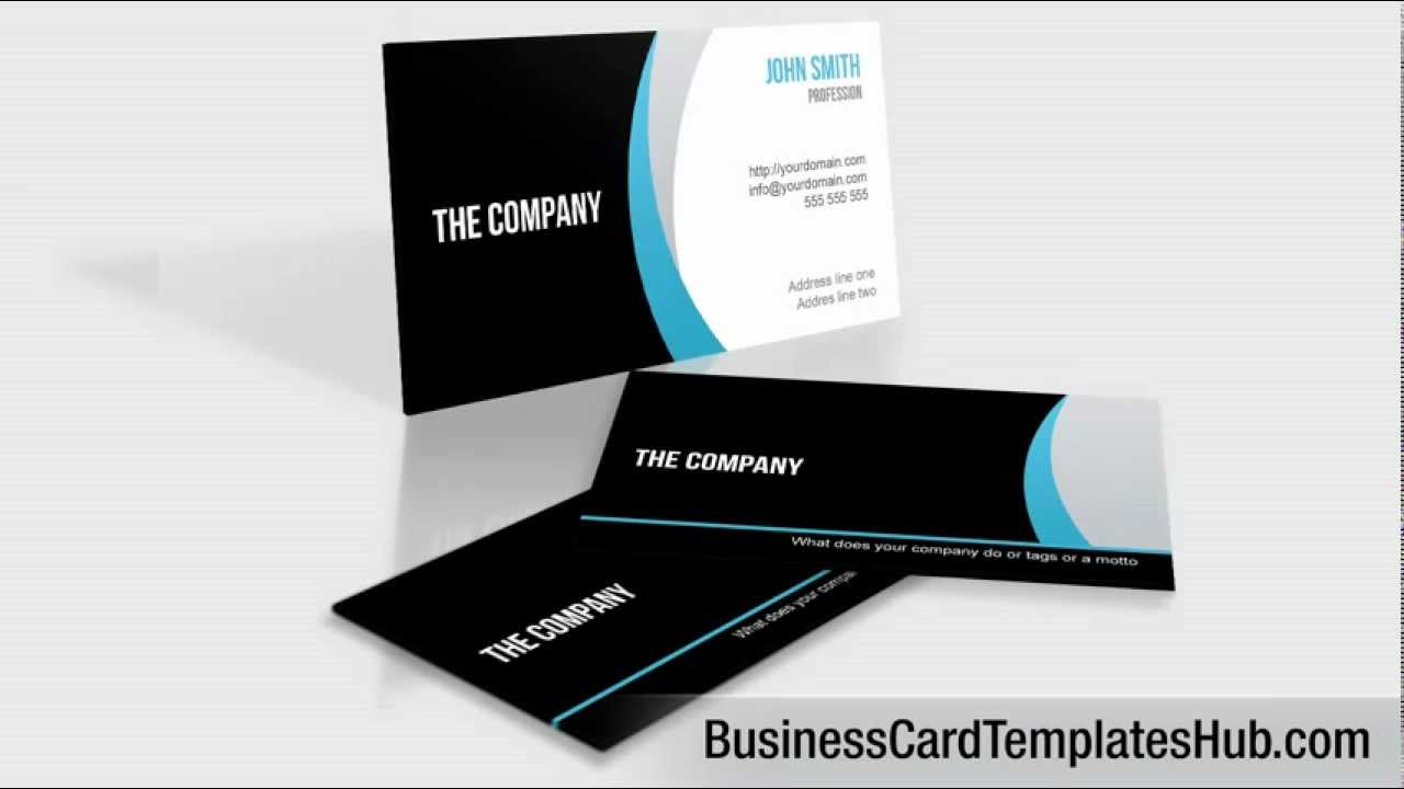 Coreldraw visiting card - Visiting Card Design Sample In Coreldraw Free Download Business Card Template