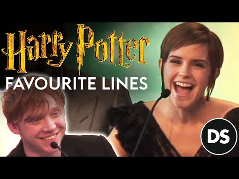 Harry Potter Cast And Producers Remember Their Favourite Lines video