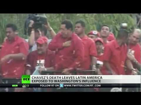 Chavez's death leaves Latin America exposed to US influence