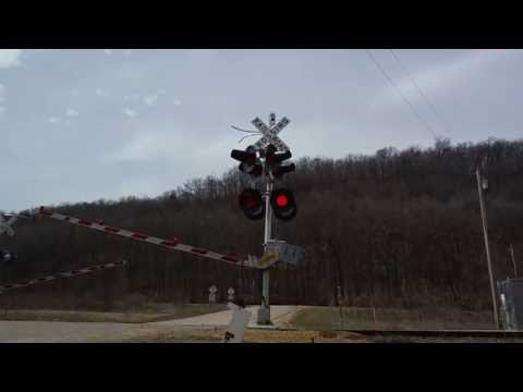 Train Horn Blast