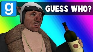 Gmod Guess Who Funny Moments - GTA Online Apartment Map! (Garry