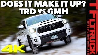 Kablooey? You Won't Believe What Happens Taking the 2019 Toyota Tundra TRD Pro Up Gold Mine Hill