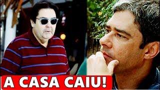 Tristeza na TV Globo! Grande Apresentador Fausto Silva, Bonner, afetados apos decisão da emissora.