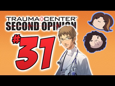 Trauma Center Second Opinion: So Many Souls - PART 31 - Game Grumps